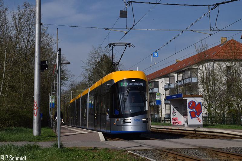 Städtischer Nahverkehr Leipzig